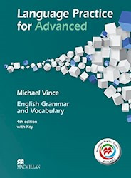 Papel Language Practice For Advanced 4Th Edition Student'S Book And Mpo With Key Pack