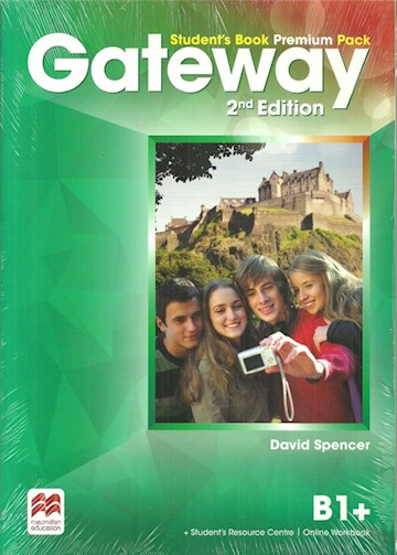 Papel Gateway B1 + Student Book
