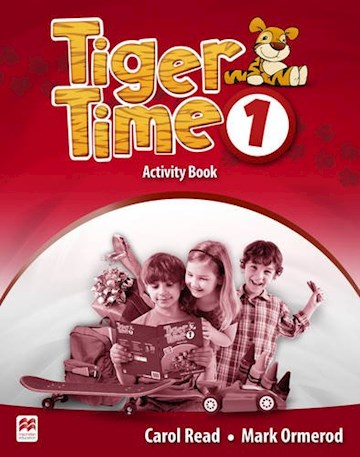 Papel Tiger Time 1 Activity Book