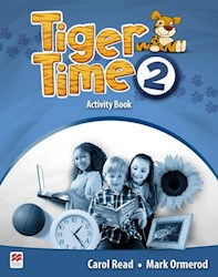 Papel Tiger Time Level 2 Activity Book