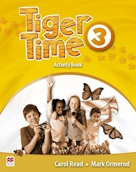Papel Tiger Time Level 3 Activity Book