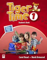 Papel Tiger Time Level 1 Student'S Book Pack