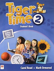 Papel Tiger Time Level 2 Student'S Book Pack