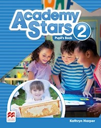 Papel Academy Stars 2 Pupil'S Book
