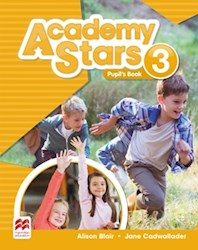 Papel Academy Stars 3 Pupil'S Book