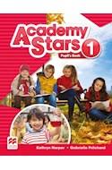 Papel ACADEMY STARS 1 PUPILS BOOK (NOVEDAD 2018)