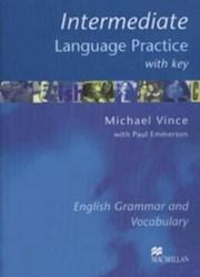 Papel Intermediate Language Practice W/Cd-Rom N/E
