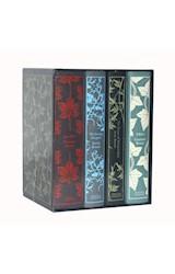 Papel The Brontë Sisters Box Set (Penguin Clothbound Classics)