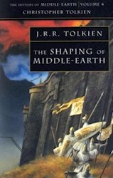 Papel The Shaping Of Middle-Earth (The History Of Middle-Earth #4)