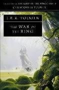 Papel The War Of The Ring  (The History Of Middle-Earth #8)