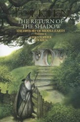 Papel The Return Of The Shadow (The History Of Middle-Earth #6)