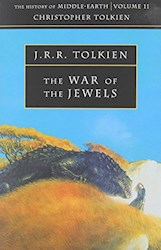 Papel The War Of The Jewels (The History Of Middle-Earth #11)