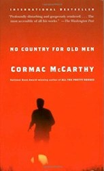 Papel No Country For Old Men