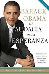 Papel La Audacia De La Esperanza: Reflexiones Sobre Como Restaurar El Sueno Americano (Vintage Espanol) (S