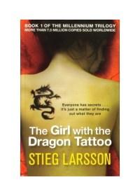 Papel Girl With The Dragon Tatoo,The (Pb)