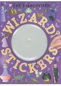 Papel Wizard Stickers - Let'S Decorate