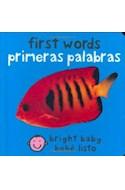 Papel Words - Bilingual Bright Baby