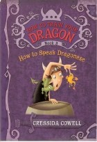 Papel How To Speak Dragonese (How To Train Your Dragon #3)