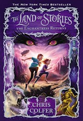 Papel The Enchantress Returns (The Land Of Stories)