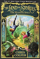 Papel The Wishing Spell (The Land Of Stories)