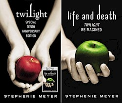 Papel Twilight Tenth Anniversary/Life And Death Dual Edition (Sale)