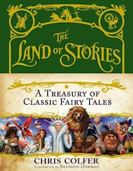 Papel The Land Of Stories: A Treasury Of Classic Fairy Tales