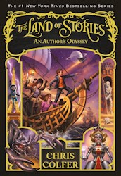 Papel An Author'S Odyssey (Land Of Stories #5)