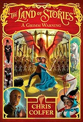 Papel A Grimm Warning (The Land Of Stories)