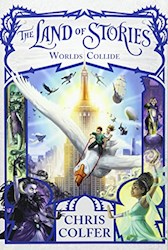 Papel Worlds Collide (The Land Of Stories #6)