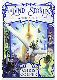 Papel Land Of Stories,The 6: Worlds Collide
