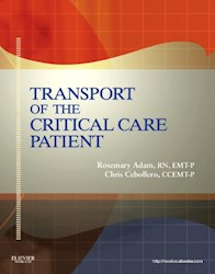 Papel Transport Of The Critical Care Patient
