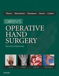 E-book Green'S Operative Hand Surgery E-Book