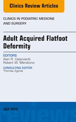 E-book Adult Acquired Flatfoot Deformity, An Issue Of Clinics In Podiatric Medicine And Surgery