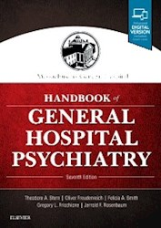 Papel Massachusetts General Hospital Handbook Of General Hospital Psychiatry