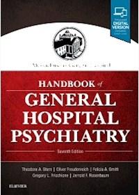 Papel Massachusetts General Hospital Handbook Of General Hospital Psychiatry
