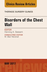E-book Disorders Of The Chest Wall, An Issue Of Thoracic Surgery Clinics, E-Book