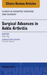 E-book Surgical Advances In Ankle Arthritis, An Issue Of Clinics In Podiatric Medicine And Surgery