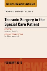 E-book Thoracic Surgery In The Special Care Patient, An Issue Of Thoracic Surgery Clinics, E-Book