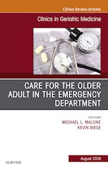 E-book Care For The Older Adult In The Emergency Department, An Issue Of Clinics In Geriatric Medicine, E-Book