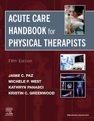 E-book Acute Care Handbook For Physical Therapists E-Book