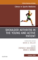 E-book Shoulder Arthritis In The Young And Active Patient, An Issue Of Clinics In Sports Medicine E-Book