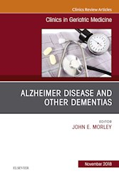 E-book Alzheimer Disease And Other Dementias, An Issue Of Clinics In Geriatric Medicine E-Book