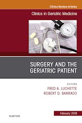 E-book Surgery And The Geriatric Patient, An Issue Of Clinics In Geriatric Medicine, E-Book