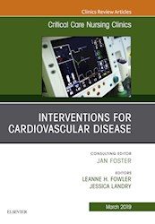 E-book Interventions For Cardiovascular Disease, An Issue Of Critical Care Nursing Clinics Of North America