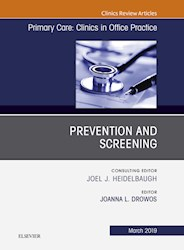 E-book Prevention And Screening, An Issue Of Primary Care: Clinics In Office Practice, Ebook