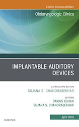 E-book Implantable Auditory Devices, An Issue Of Otolaryngologic Clinics Of North America