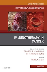 E-book Immunotherapy In Cancer, An Issue Of Hematology/Oncology Clinics Of North America