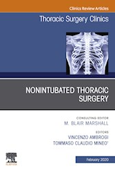 E-book Nonintubated Thoracic Surgery, An Issue Of Thoracic Surgery Clinics, E-Book