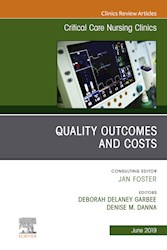 E-book Quality Outcomes And Costs, An Issue Of Critical Care Nursing Clinics Of North America, E-Book