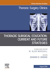 E-book Education And The Thoracic Surgeon, An Issue Of Thoracic Surgery Clinics, Ebook